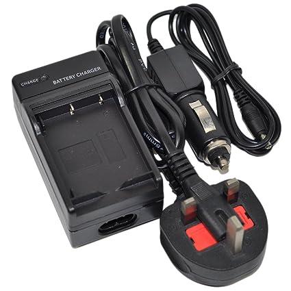 NP-W126 Cargador batería para Fujifilm NPW126 np-w126s ...