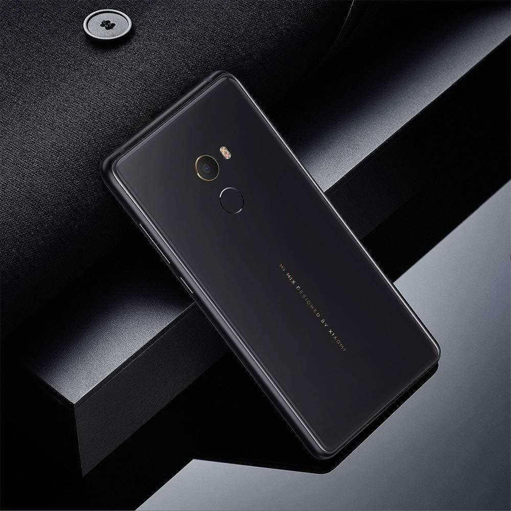 Xiaomi Mi Mix 2 64gb Black Dual Sim 599 6gb Ram Redmi 1 8gb Gsm Unlocked Global Model No Warranty Cell Phones Accessories