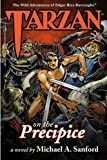 Tarzan on the Precipice (The Wild Adventures of Edgar Rice Burroughs) (Volume 2)