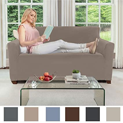 Phenomenal Gorilla Grip Original Velvet Fitted 1 Piece Loveseat Slipcover Stretch Up To 54 Soft Velvety Covers Luxurious Couch Slip Cover Spandex Loveseats Andrewgaddart Wooden Chair Designs For Living Room Andrewgaddartcom