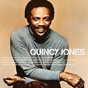 Quincy Jones - ICON - Amazon.com Music