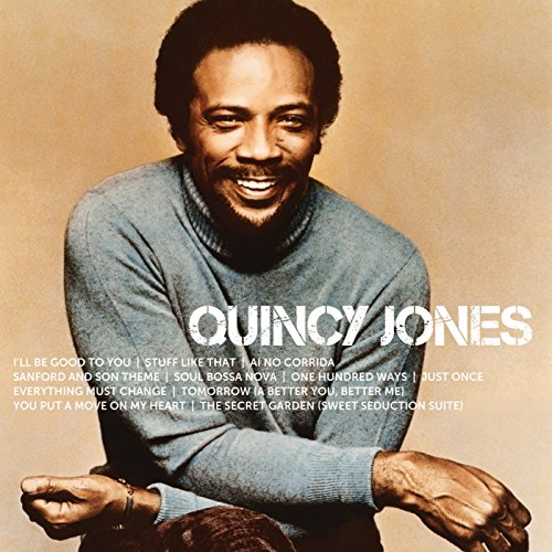 Icon Lyrics Quincy Jones Songtexte