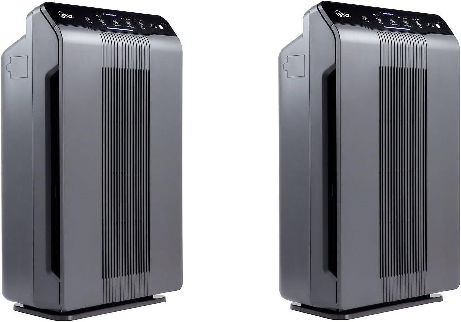 Winix 5300 – 2 – Purificador de aire con True HEPA, PlasmaWave y ...