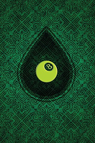 Monogram Pocket Billiards (Pool) Journal: Blank Notebook Diary Memoir Log Logue (Monogram Chartreuse 365 Lined) [Idioma Inglés] por N.D. Author Services