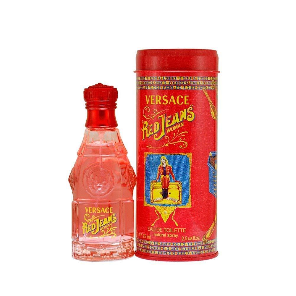 Versace Red Jeans femme/woman, Eau de Toilette, Vaporisateur / Spray, 75 ml 124832 3761