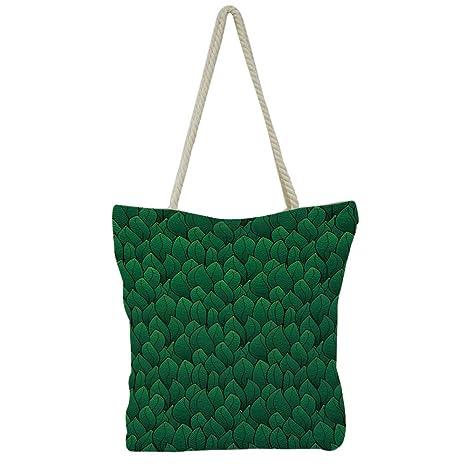 Amazon.com   Handbag Cotton and Linen Shoulder Bag Leisure Fashion ... 1286e6c5e55bf