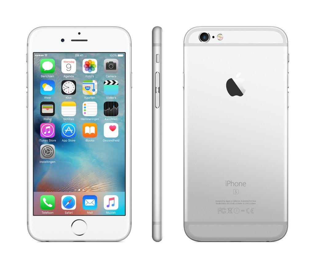 Apple iPhone 6s Smartphone débloqué 4G (Ecran   4,7 pouces  Amazon.fr   High-tech fd69c139efb8