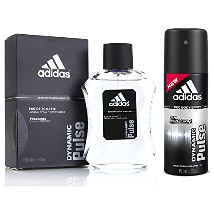 88e506866cca Adidas Men's Dynamic Pulse EDT and Deodorant (Set of 2)
