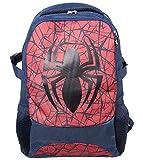 Official Marvel Ultimate Spider-Man Logo Backpack School Laptop Bag