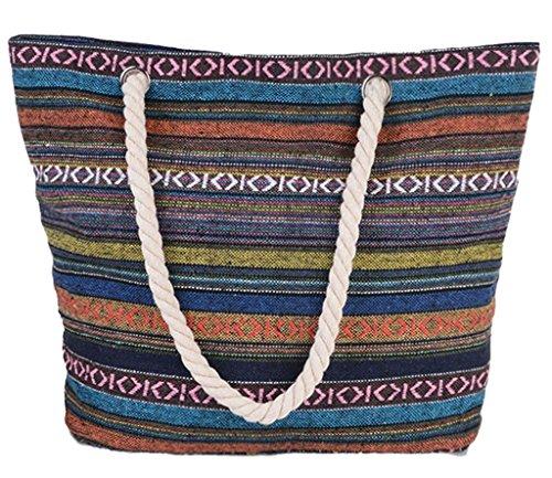 De Los De Naranja Playa Del Mujer Compras De Raya Totalizadores Bolsa Hombro Geometría Mano Bolsa Impresión Del Bolso Minetom wqS7apTP