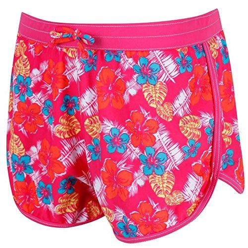 f82104ee5d244 Regatta Girls' Frilla Swimwear: Amazon.co.uk: Clothing