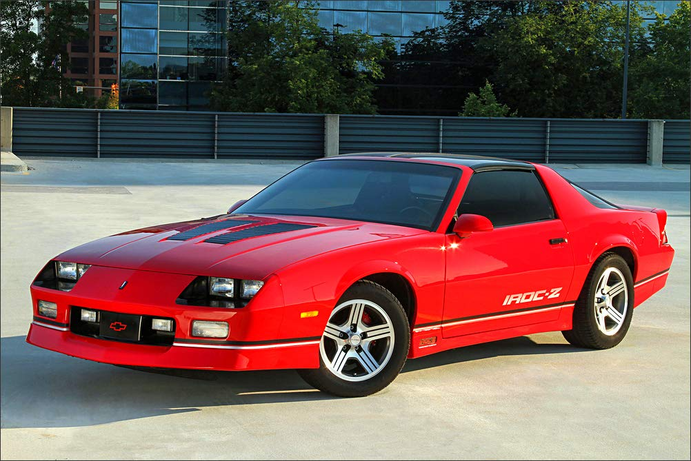 Camaro Iroc Z28 >> Red Iroc Z Top Electrical Wiring Diagram