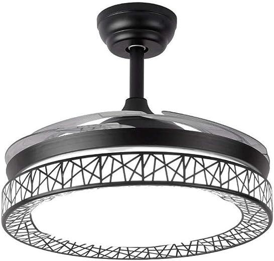 Retractable Ceiling Fans Light