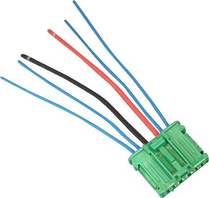 Twowinds - 7701207718 Conector resistencia del motor ventilador C3 ...