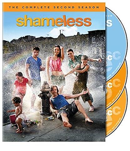 Shameless: Season 2 (Shameless Complete Series Dvd)