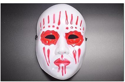Chop Mall Bloody Scary máscara de cara feliz Halloween disfraces disfraz partido novedad Máscara para fiesta