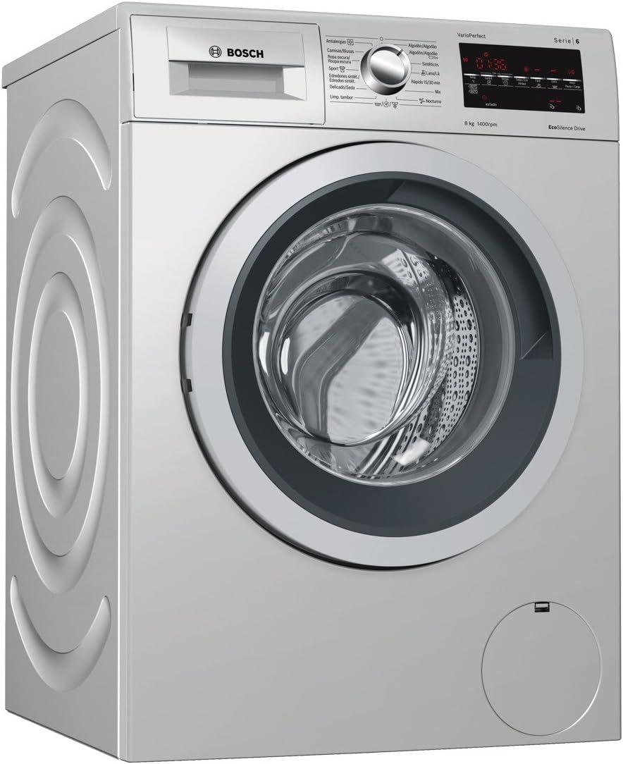 Bosch Serie 6 WAT2849XES