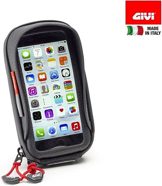 Givi - S956b - Soporte Universal para Smartphone, Compatible con ...
