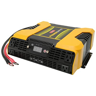 POWERDRIVE PD3000 3000W Power Inverter with Bluetooth: Automotive