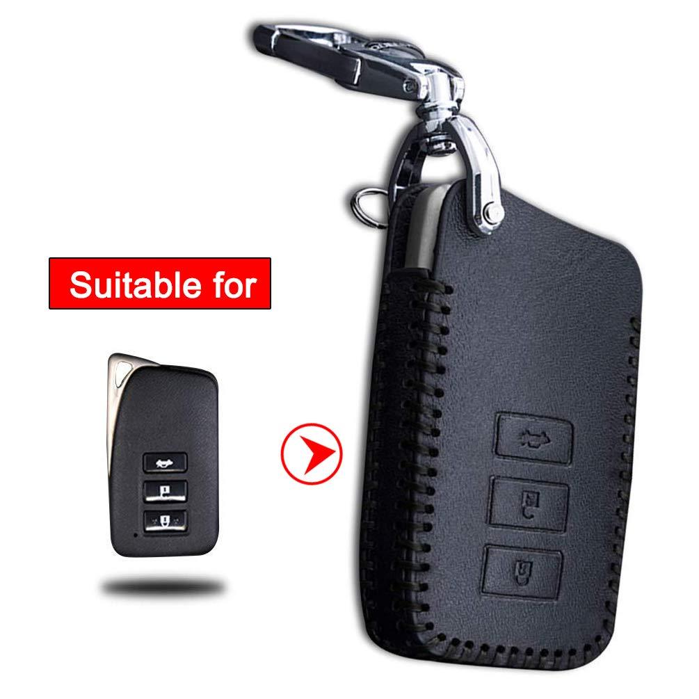 Maiqiken Cassa del Portachiavi della Protezione della Chiave Key Cover dellautomobile