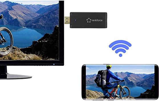 Renkforce renkCast 3 HDMI Streaming Stick AirPlay, Miracast ...