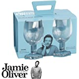 Jamie Oliver Wine Glasses, 45 cl, Set of 4