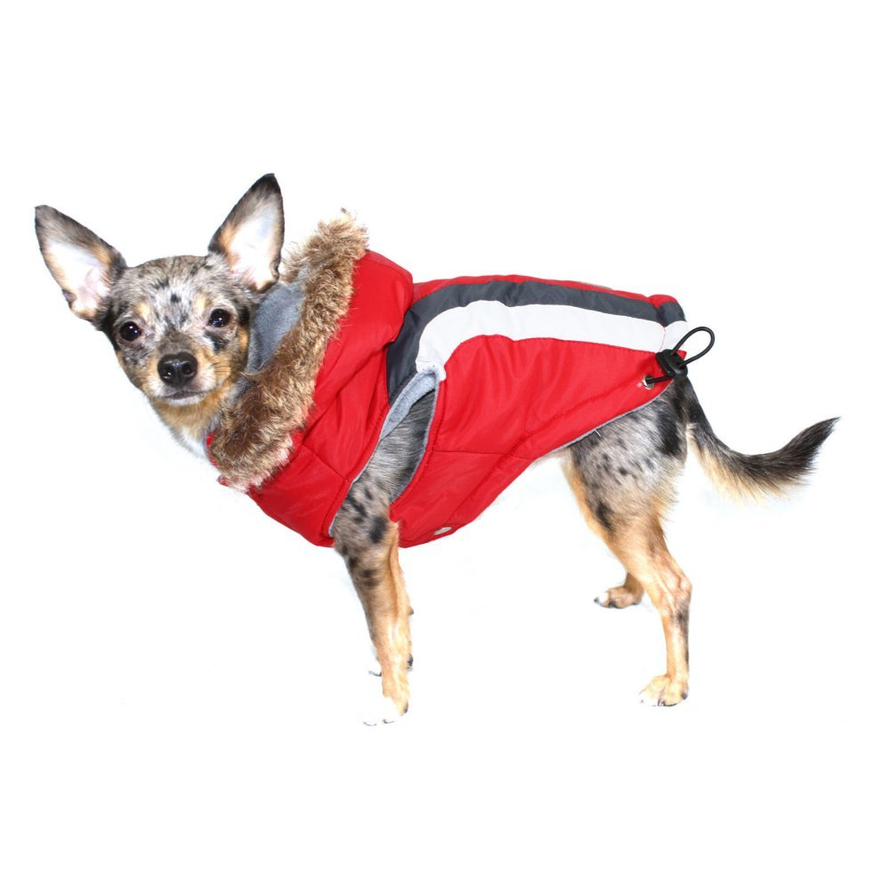 Hip Doggie HD-5SARD-M Swiss Alpine Ski Vest, Size M