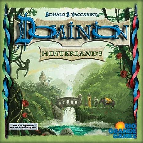 Dominion  Hinterlands - Integrazione al gioco  quot Dominion quot  93a6c27d5b89