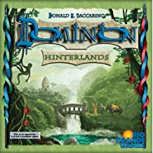Rio Grande Games 454RGG Dominion Hinterlands