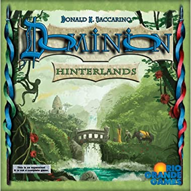 Rio Grande Games Dominion Hinterlands