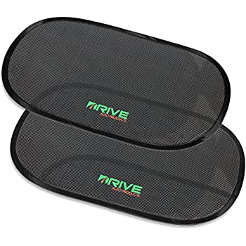 Amazon Com Drive Auto Products Car Window Shade 2 Pack