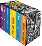 Harry Potter 7 Volumes Boxed Set Adult