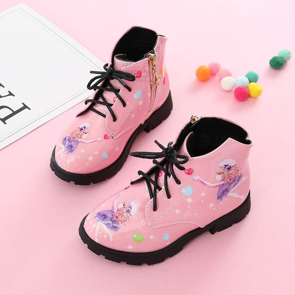 JINBAOBAO Chaussures de b/éb/é en Cuir Souple Chaussures de Tout-Petit antid/érapantes