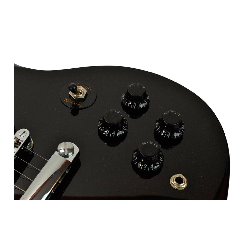 SG Diavoletto Colore Nero Chitarra elettrica