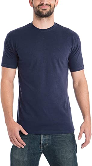 Lower East Camiseta manga corta Hombre, Pack de 10: Amazon.es ...