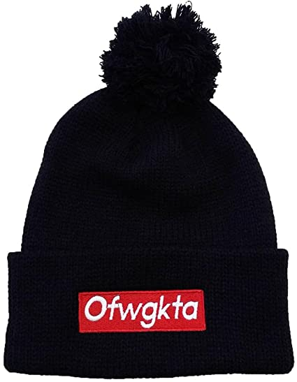 Amazon.com  Koopa Shop Pom - pom Design beanie - Ofwgkta  Sports ... c0193be7d27