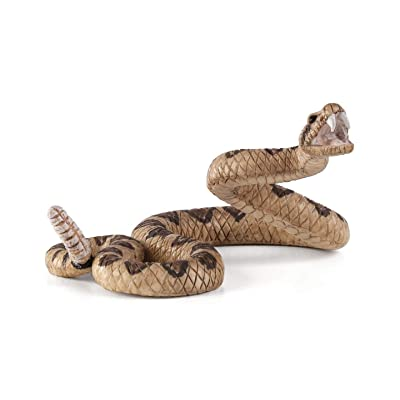 MOJO Rattlesnake Toy Figure: Toys & Games
