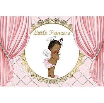 Cassisy 3x2m Vinilo Telon de Fondo Little Princess Party ...