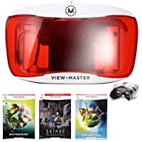 Buydig.com deals on Mattel View-Master Deluxe VR Viewer w/3 Assorted Experience Packs