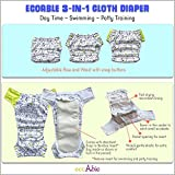 Reusable Swim Diaper Training Pants – Adjustable