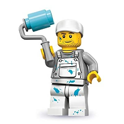 Lego Series 10 Minifigure Decorator (71001): Toys & Games