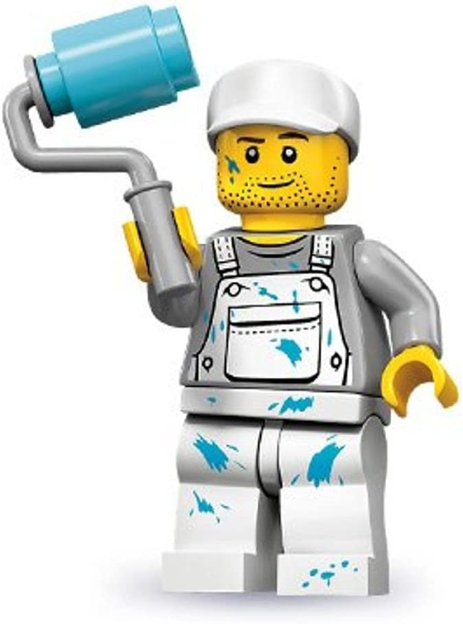 Paint Roller NEW LEGO MINIFIG TOOL