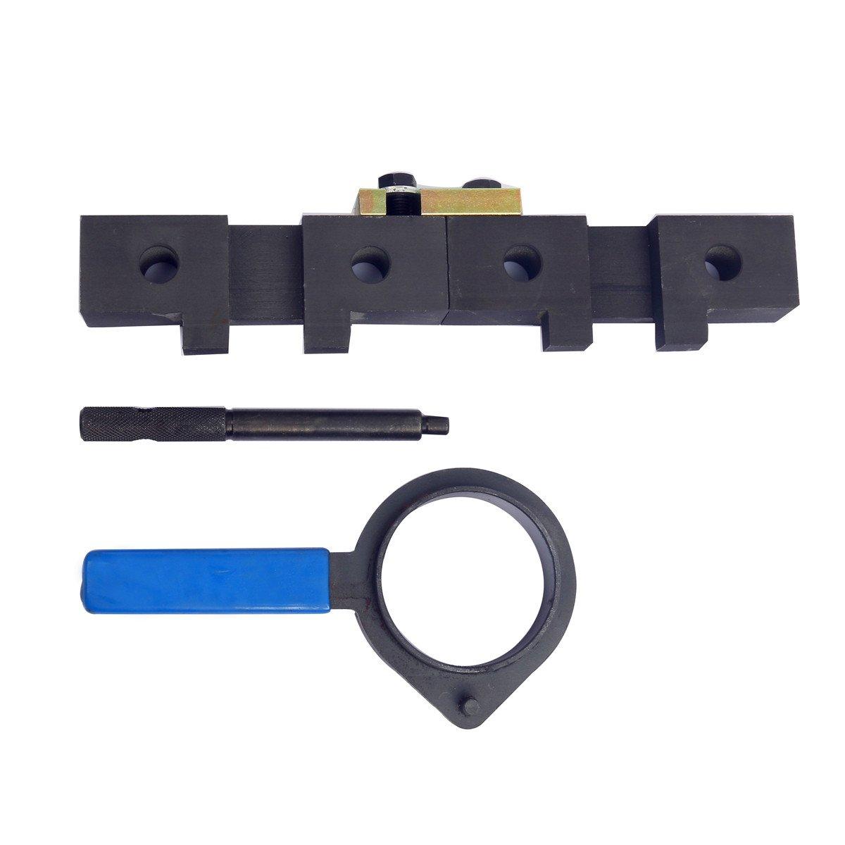 M52 VANOS FreeTec Outil de Calage de Verrouillage dAlignement de Moteur de Soupape dArbre /à Cames compatible avec BMW M50