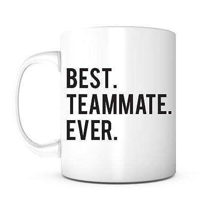 a06e981ceac Best Teammate Ever-Teammate Mug,Best Team Player,Team Player Gift,Gift