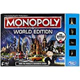 Monopoly Here and Now World Edition Board Game by Hasbro