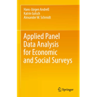 Applied Panel Data Analysis for Economic and Social Surveys (English Edition)