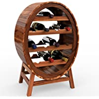 Scaffale per vino Variante–Botte di vino/vino rack pieghevole