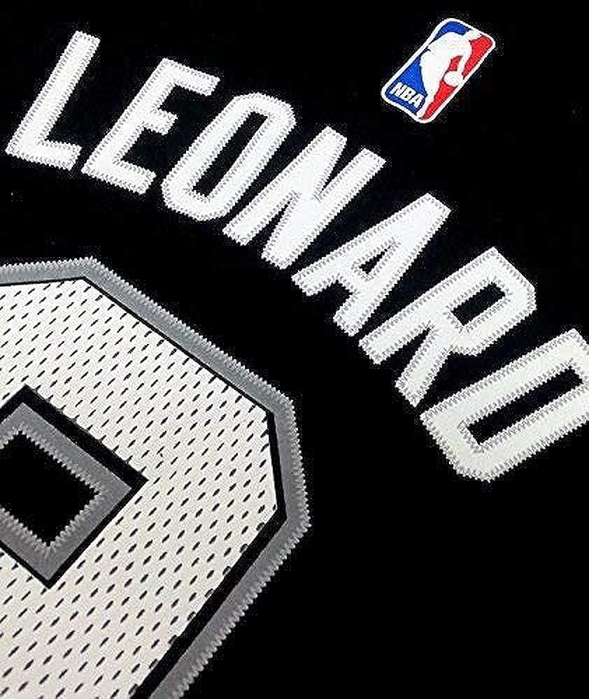 Small 8 OuterStuff Kawhi Leonard San Antonio Spurs #2 NBA Youth Gametime Player T-shirt