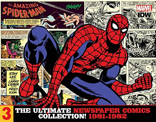 (The Amazing Spider-Man: The Ultimate Newspaper Comics Collection Volume 3 (1981-1982) (Spider-Man Newspaper Comics))