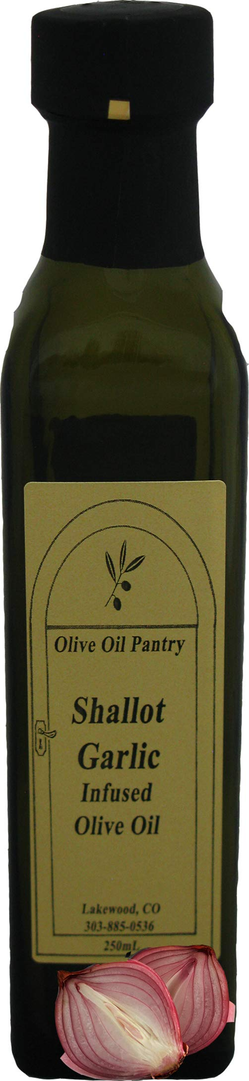 Olive Oil Pantry Shallot Garlic Infused Olive Oil by Olive Oil Pantry